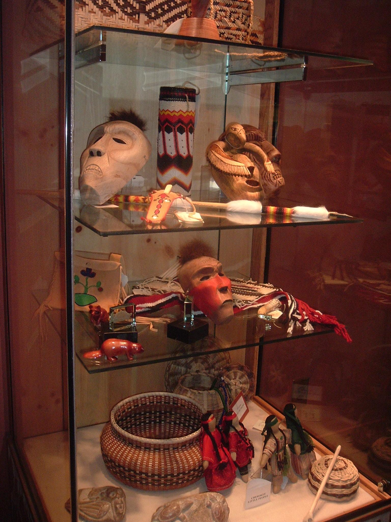 Cherokee Indian Artifacts